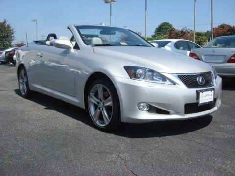 used 2012 lexus is 250 c convertible for sale stock 15725a dealer car ad. Black Bedroom Furniture Sets. Home Design Ideas