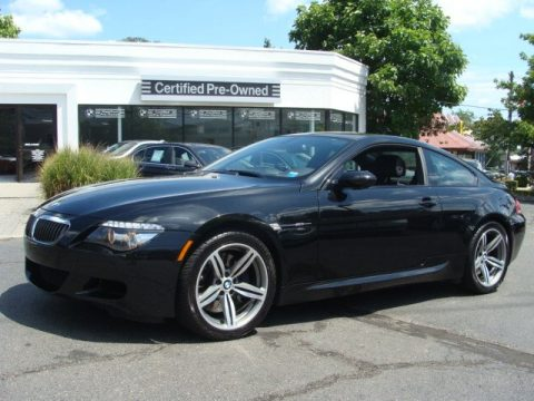used 2008 bmw m6 coupe for sale stock p7605. Black Bedroom Furniture Sets. Home Design Ideas