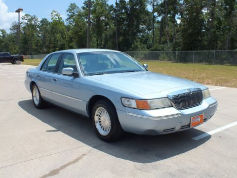 used 1999 mercury grand marquis ls for sale stock p8805a dealer car ad. Black Bedroom Furniture Sets. Home Design Ideas