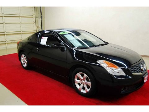 2008 nissan altima coupe for sale in houston www. Black Bedroom Furniture Sets. Home Design Ideas