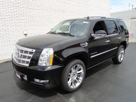 New 2013 Cadillac Escalade Platinum Awd For Sale Stock 23014