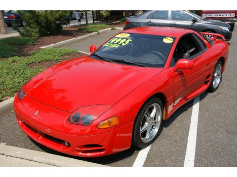 Used 1995 Mitsubishi 3000GT Coupe for Sale - Stock #7761 ...