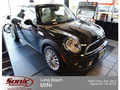 New 2012 Mini Cooper S Inspired By Goodwood Edition For Sale Stock