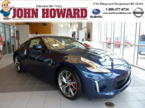 New 2013 Nissan 370z Sport Coupe For Sale Stock 6880758
