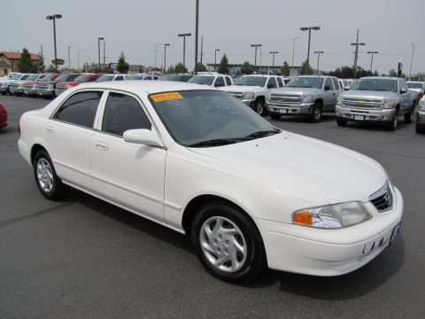Used 2000 Mazda 626 LX for Sale - Stock #619491 ...