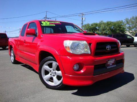 Used 2005 Toyota Tacoma X Runner For Sale Stock 8923 Dealerrevs