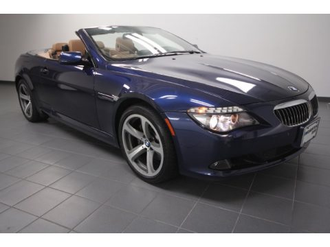 Used 2009 Bmw 6 Series 650i Convertible For Sale Stock