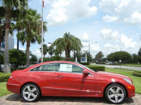 New 2013 mercedes benz e 350 coupe for sale stock for Mercedes benz south orlando