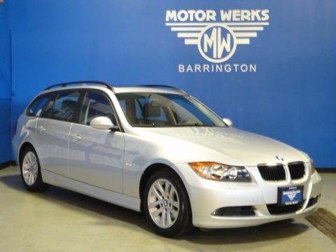 Used 2006 bmw 3 series 325xi wagon for sale stock for Motor werks barrington used cars