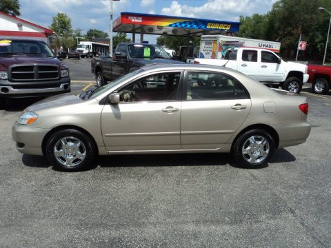 Used 2007 Toyota Corolla Le For Sale Stock T812879