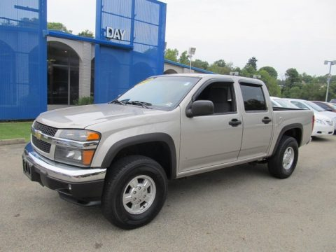 used 2006 chevrolet colorado lt crew cab 4x4 for sale stock 12p102a dealer. Black Bedroom Furniture Sets. Home Design Ideas