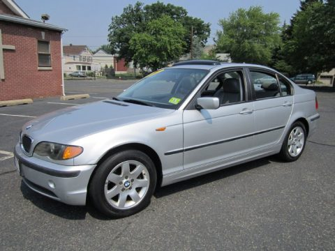 used 2002 bmw 3 series 325i sedan for sale stock 4144r1 dealer car ad. Black Bedroom Furniture Sets. Home Design Ideas