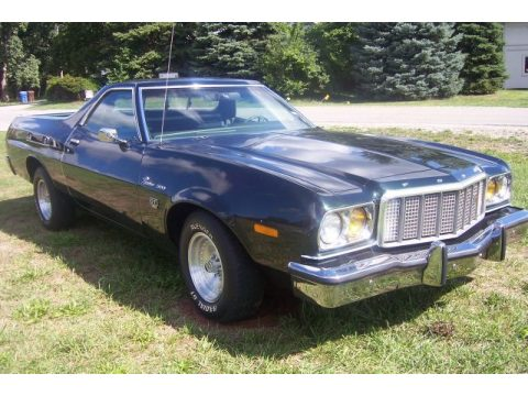 Used 1974 Ford Ranchero Gt For Sale Stock Con