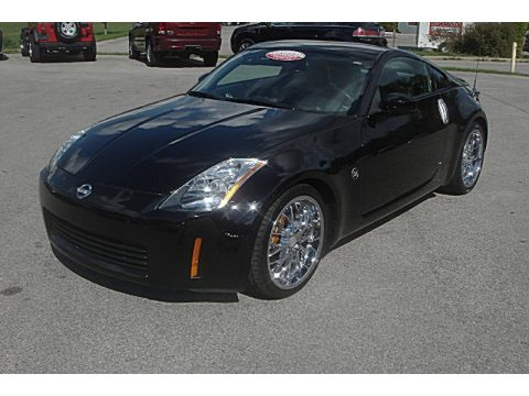 used 2005 nissan 350z anniversary edition coupe for sale stock n654391. Black Bedroom Furniture Sets. Home Design Ideas