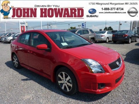 New 2012 Nissan Sentra 2 0 Sr For Sale Stock 6772667