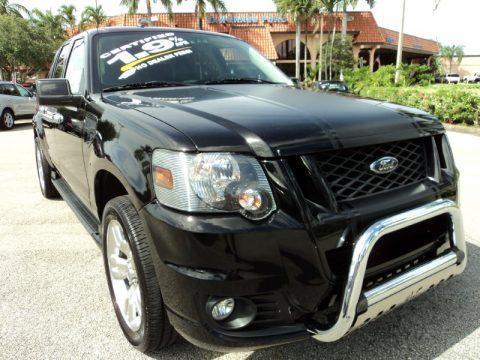 used 2010 ford explorer sport trac adrenalin for sale stock 64115a dealer. Black Bedroom Furniture Sets. Home Design Ideas