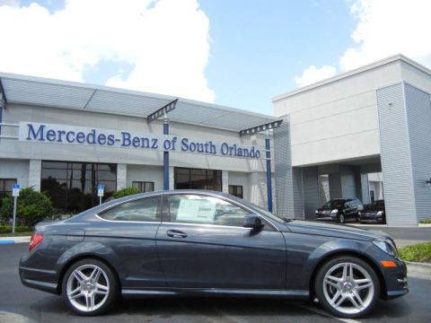 New 2013 mercedes benz c 250 coupe for sale stock for Mercedes benz of south orlando orlando fl 32839