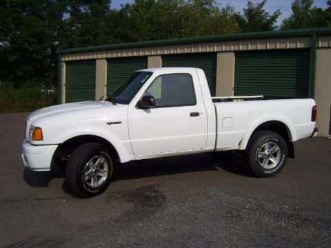 Wyoming Ford Dealers >> Used 2004 Ford Ranger Edge Regular Cab 4x4 for Sale ...
