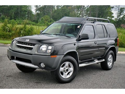 used 2002 nissan xterra se v6 4x4 for sale stock 9034a. Black Bedroom Furniture Sets. Home Design Ideas