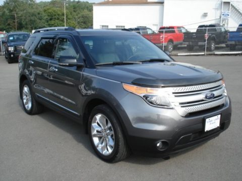 2014 Ford Explorer Xlt Sterling Grey Sterling gray metallic ford
