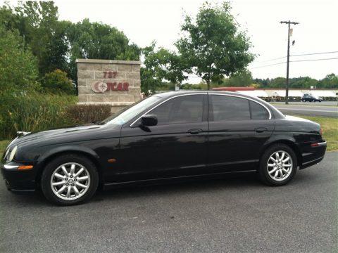 used 2001 jaguar s type 4 0 for sale stock 518377 dealer car ad 69949500. Black Bedroom Furniture Sets. Home Design Ideas