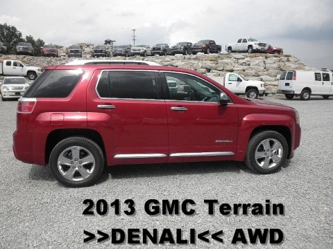 new 2013 gmc terrain denali awd for sale stock 28836 dealer car ad 69949724. Black Bedroom Furniture Sets. Home Design Ideas