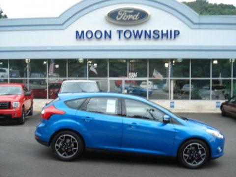 Ford Fiesta Interior 2015