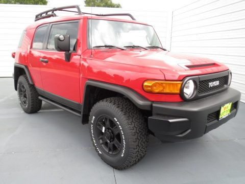 new 2012 toyota fj cruiser trail teams special edition 4wd for sale stock ck140817. Black Bedroom Furniture Sets. Home Design Ideas