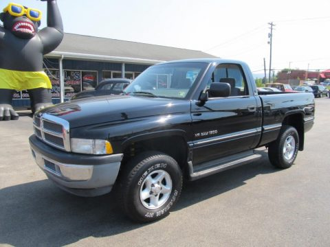used 1996 dodge ram 1500 lt regular cab 4x4 for sale. Black Bedroom Furniture Sets. Home Design Ideas
