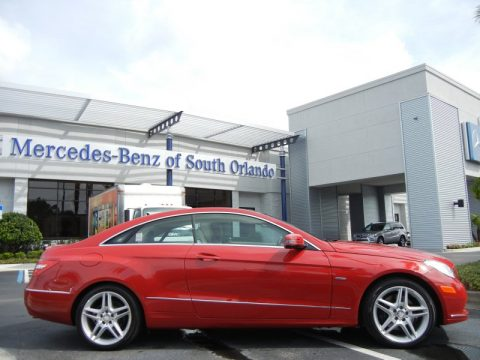 Used 2012 mercedes benz e 350 coupe for sale stock for Mercedes benz south orlando