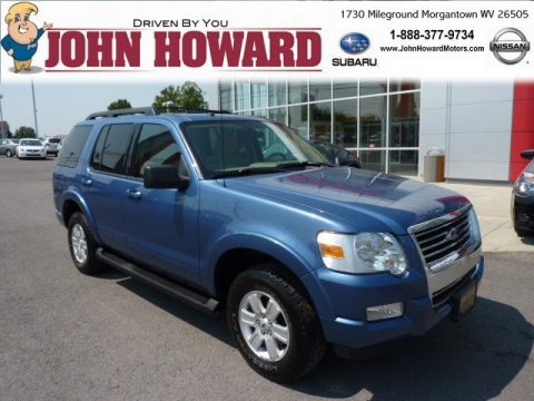 Used 2009 Ford Explorer Xlt 4x4 For Sale Stock 9a37730
