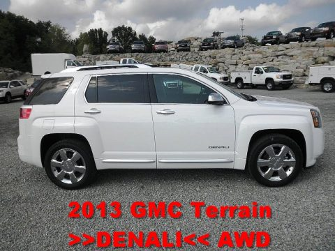 new 2013 gmc terrain denali awd for sale stock 28887 dealer car ad 70311133. Black Bedroom Furniture Sets. Home Design Ideas