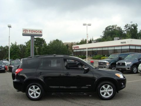 Used 2012 Toyota RAV4 V6 Limited 4WD for Sale - Stock #89798 ...