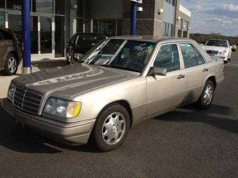 Used 1995 mercedes benz e 300d sedan for sale stock for Volvo of fredericksburg mercedes benz