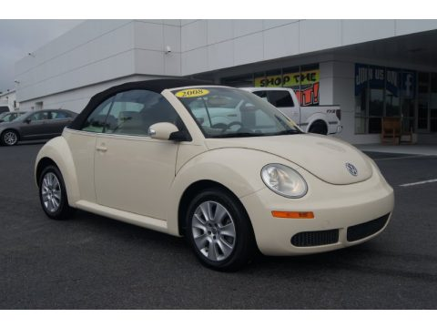 Used 2008 Volkswagen New Beetle S Convertible For Sale