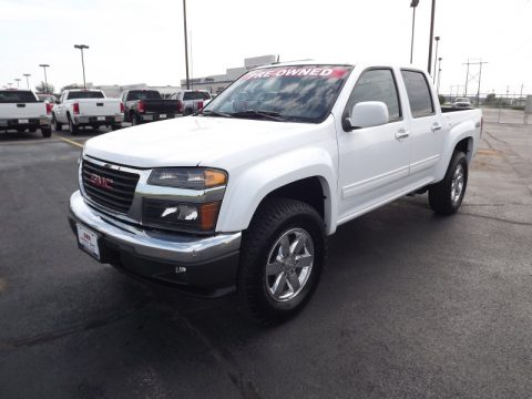 Used 2012 gmc canyon slt crew cab 4x4 for sale stock c8134494 summit white gmc canyon slt crew cab 4x4 click to enlarge publicscrutiny Image collections