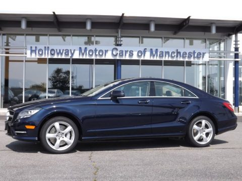 New 2013 Mercedes Benz Cls 550 4matic Coupe For Sale