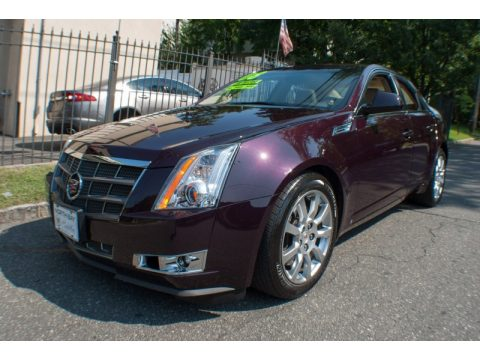used 2008 cadillac cts 4 awd sedan for sale stock. Black Bedroom Furniture Sets. Home Design Ideas