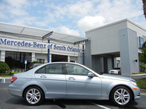 new 2013 mercedes benz c 250 luxury for sale stock dr244443 dealer car ad. Black Bedroom Furniture Sets. Home Design Ideas