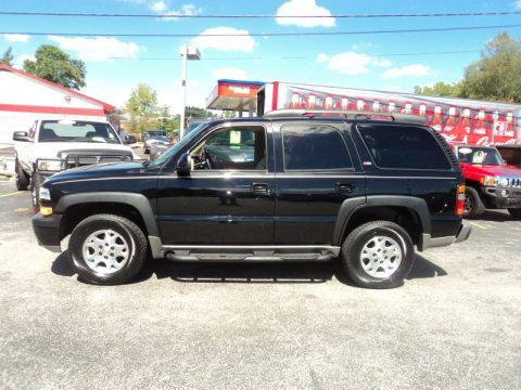 Used 2006 chevrolet tahoe z71 4x4 for sale stock for Bureau of motor vehicles bloomington indiana