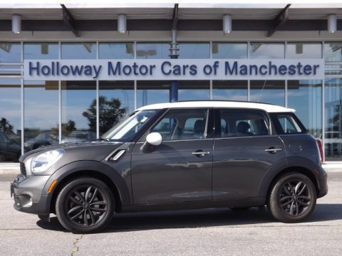 Used 2011 Mini Cooper S Countryman For Sale Stock 3208p