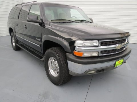used 2000 chevrolet suburban 2500 lt 4x4 for sale stock tyg174889 dealer. Black Bedroom Furniture Sets. Home Design Ideas