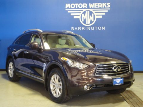 Used 2012 infiniti fx 35 awd for sale stock 000p5237 for Motor werks barrington used cars