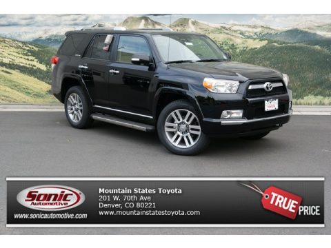 new 2013 toyota 4runner limited 4x4 for sale stock 1351505586 dealer car. Black Bedroom Furniture Sets. Home Design Ideas