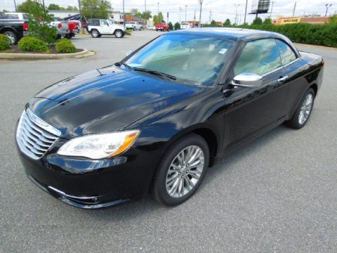 New 2013 Chrysler 200 Limited Hard Top Convertible For