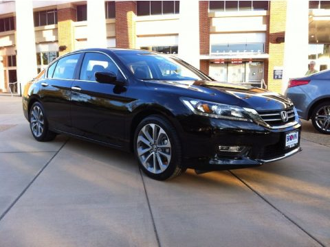 Brown Honda Charlottesville >> New 2013 Honda Accord Sport Sedan for Sale - Stock #15048 | DealerRevs.com - Dealer Car Ad #71063166
