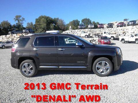 new 2013 gmc terrain denali awd for sale stock 28972 dealer car ad 71227714. Black Bedroom Furniture Sets. Home Design Ideas