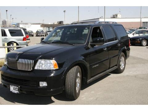 used 2006 lincoln navigator ultimate 4x4 for sale stock 50063x dealer car. Black Bedroom Furniture Sets. Home Design Ideas