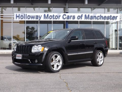 Used 2007 Jeep Grand Cherokee Srt8 4x4 For Sale Stock
