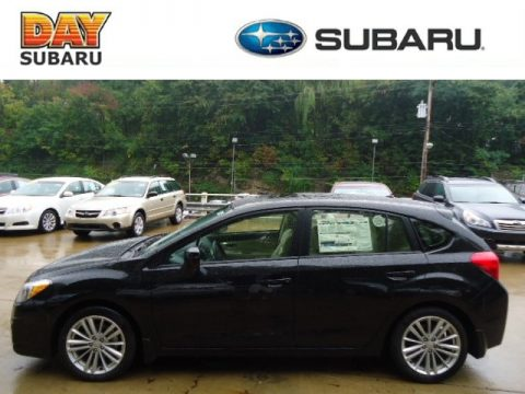 New 2013 Subaru Impreza 20i Premium 5 Door For Sale Stock T13162